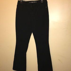 Women's Chico Dark Denim Jeans Size 0.5 Short
